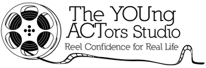 the young actor's studio logo