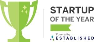 Startup of the year logo