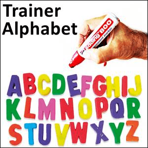 Trainer Alphabet, startover.xyz, Possibility Management