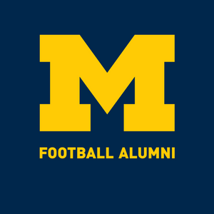 Football Alumni of Michigan logo