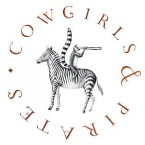 Cowgirls & Pirates logo