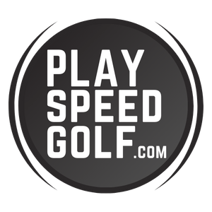 Play Speedgolf. It's About Time.