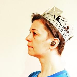 King George IV Diamond Diadem in paper
