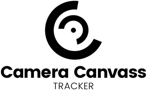 camera canvass tracker logo