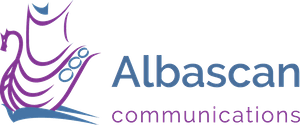 Albascan Communications logo