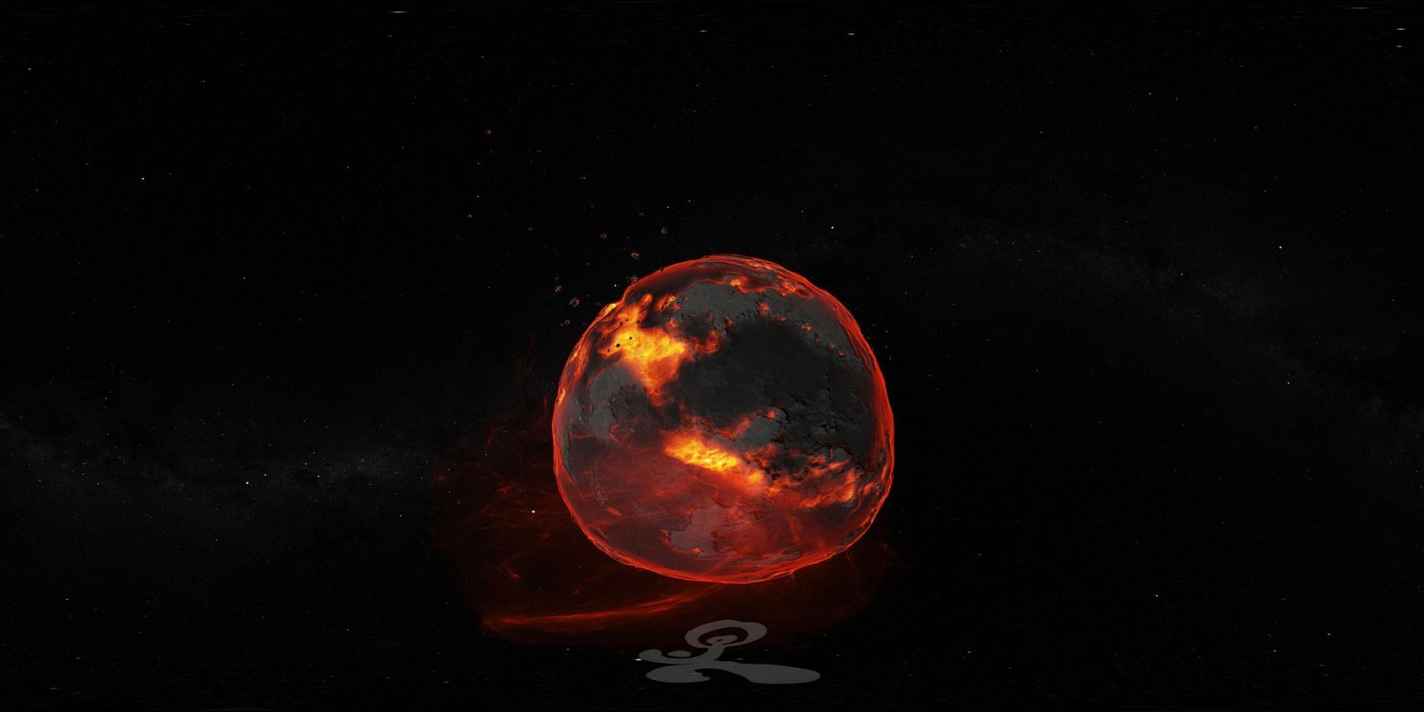 Planet X - 8k VR