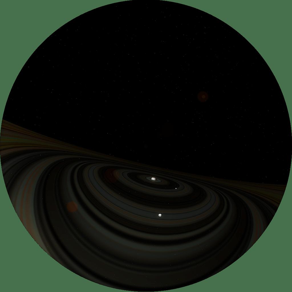 """Planet J1407B """"Super Saturn"""""""