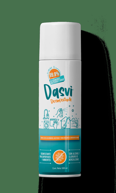 Dasvi Desinfectante en aerosol