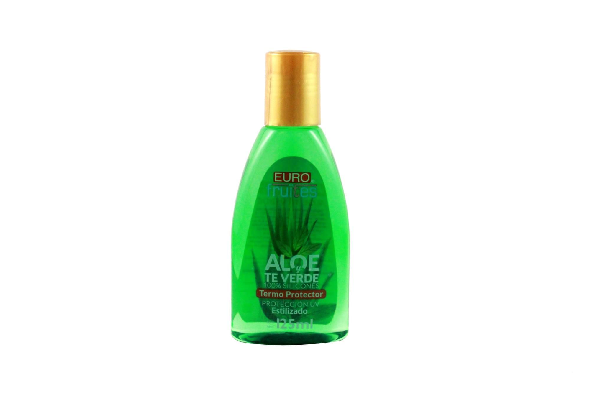 Sílica Aloe y Té Verde 120ml