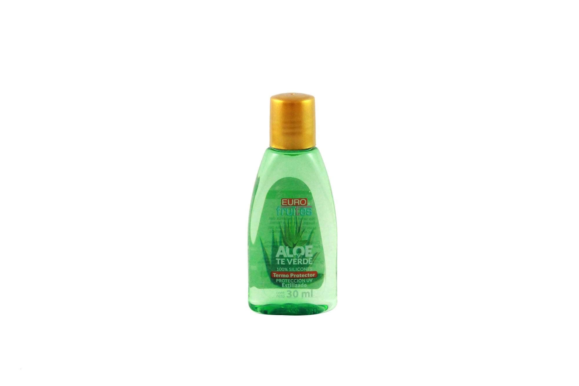 Sílica Aloe y Té Verde 30ml