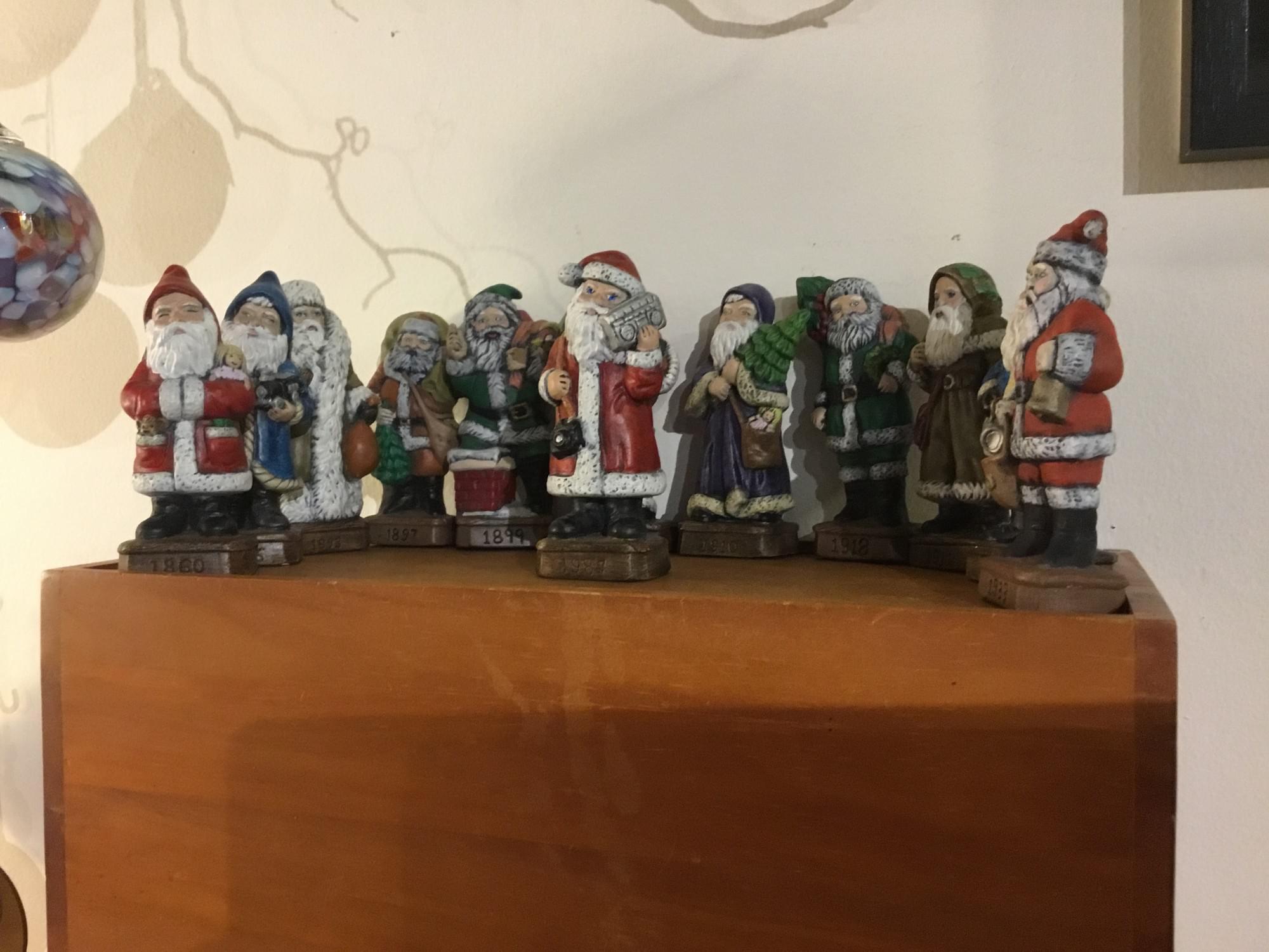 Janis' Santa's