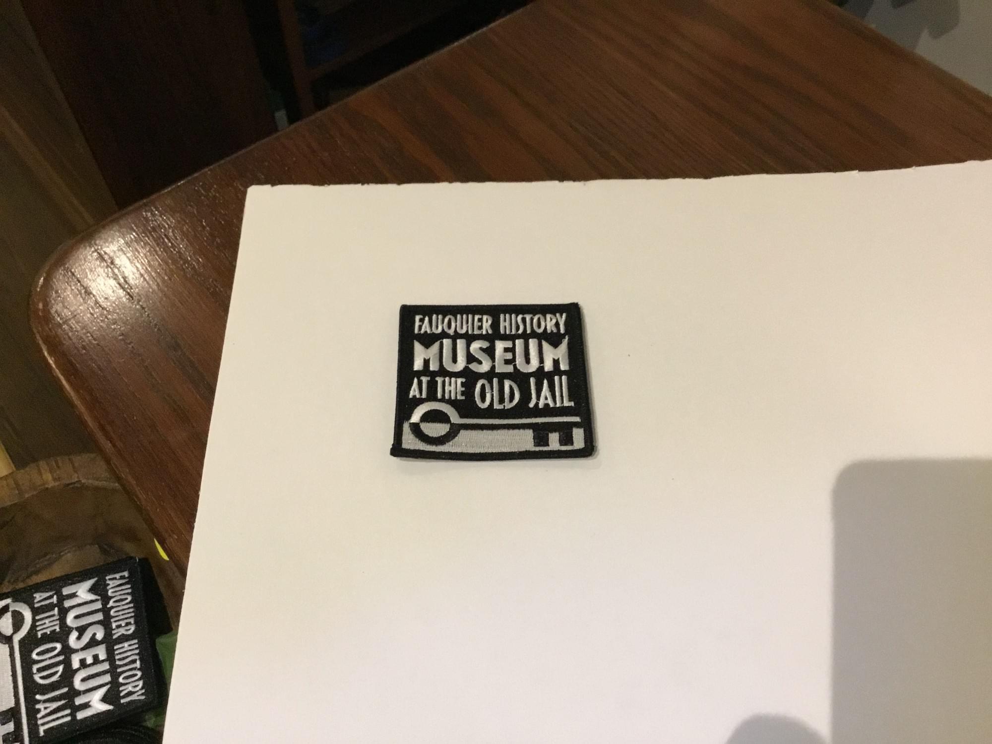 FHM Logo Patch
