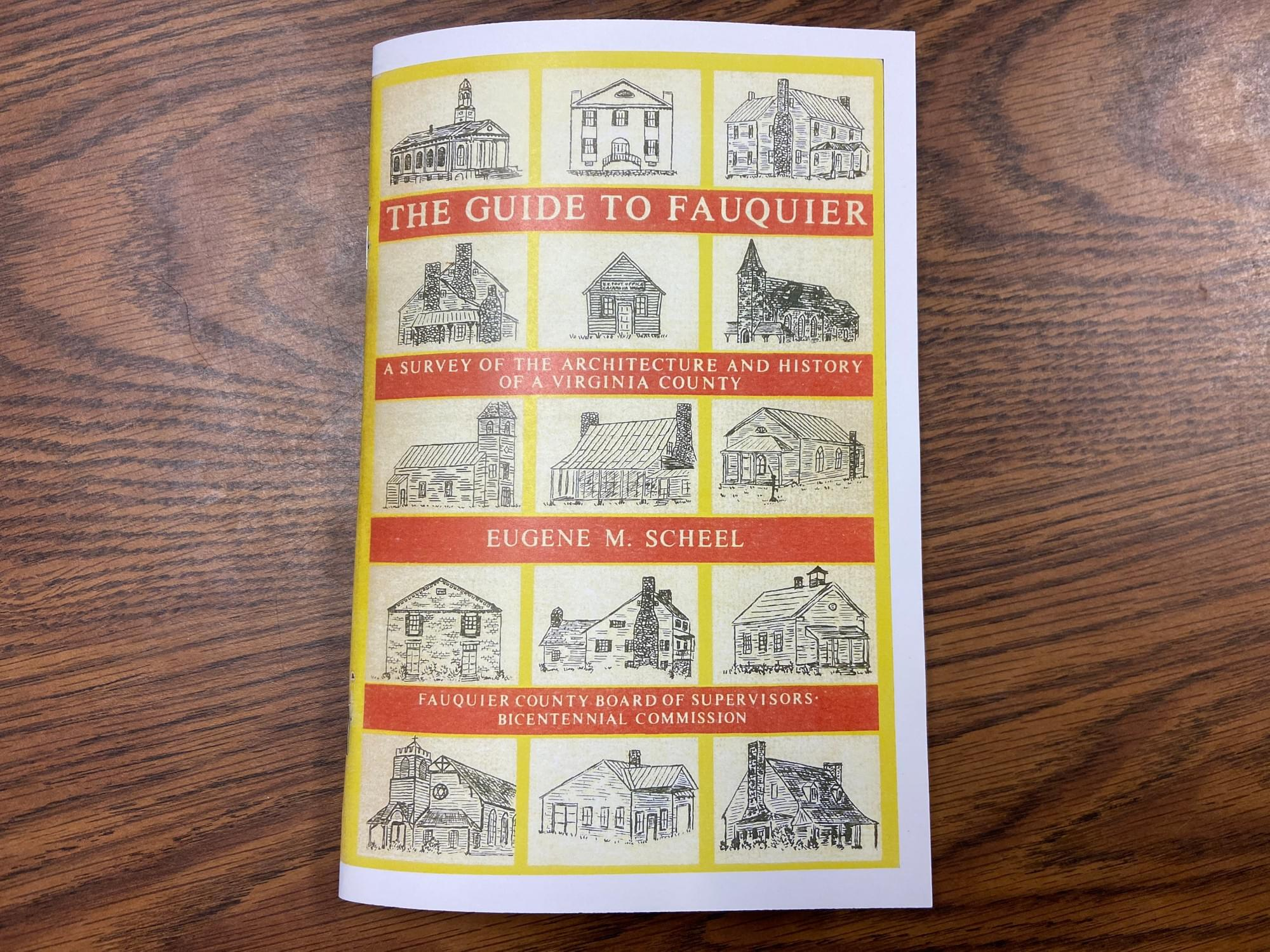 The Guide to Fauquier By Eugene Scheel