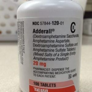 Buy Adderall 20mg Online - Order ADHD Medications