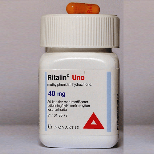 Buy Ritalin 40mg Online - Order ADHD Medications