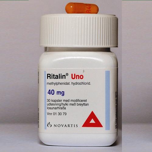 Buy Ritalin 40mg Online - Order ADHD Medications