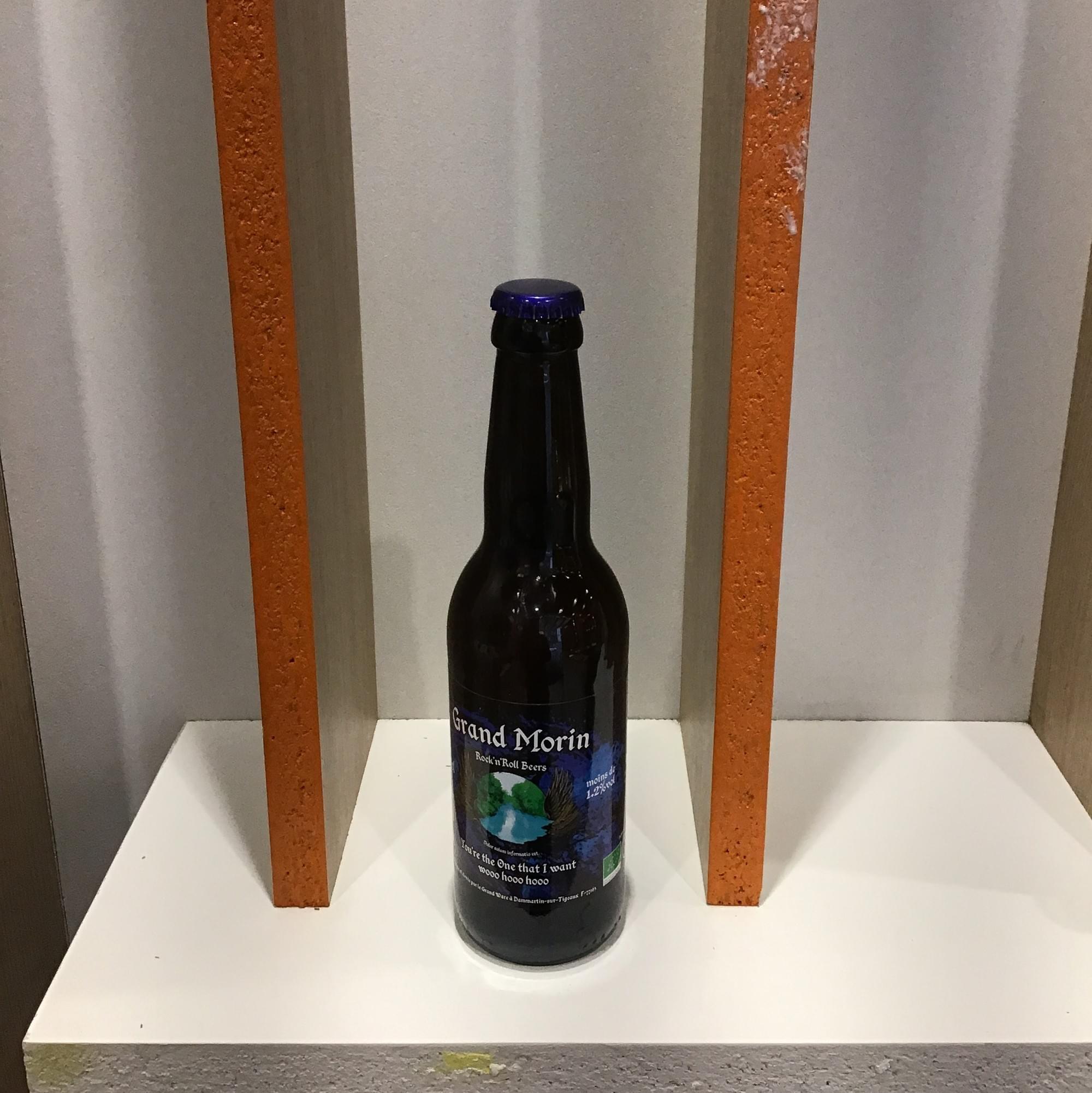 Bière BIO blonde sans alcool - Brasserie du Pont de Coude - 33 cL