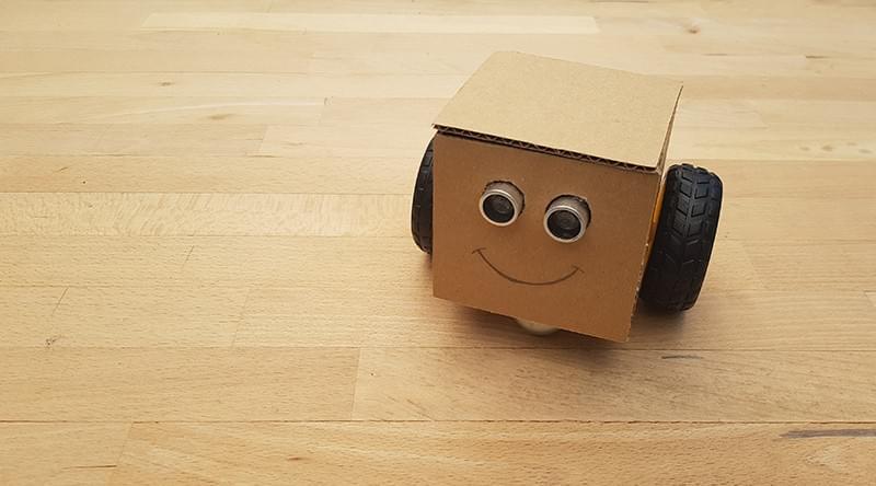 Avoid Kit Robot Car DIY