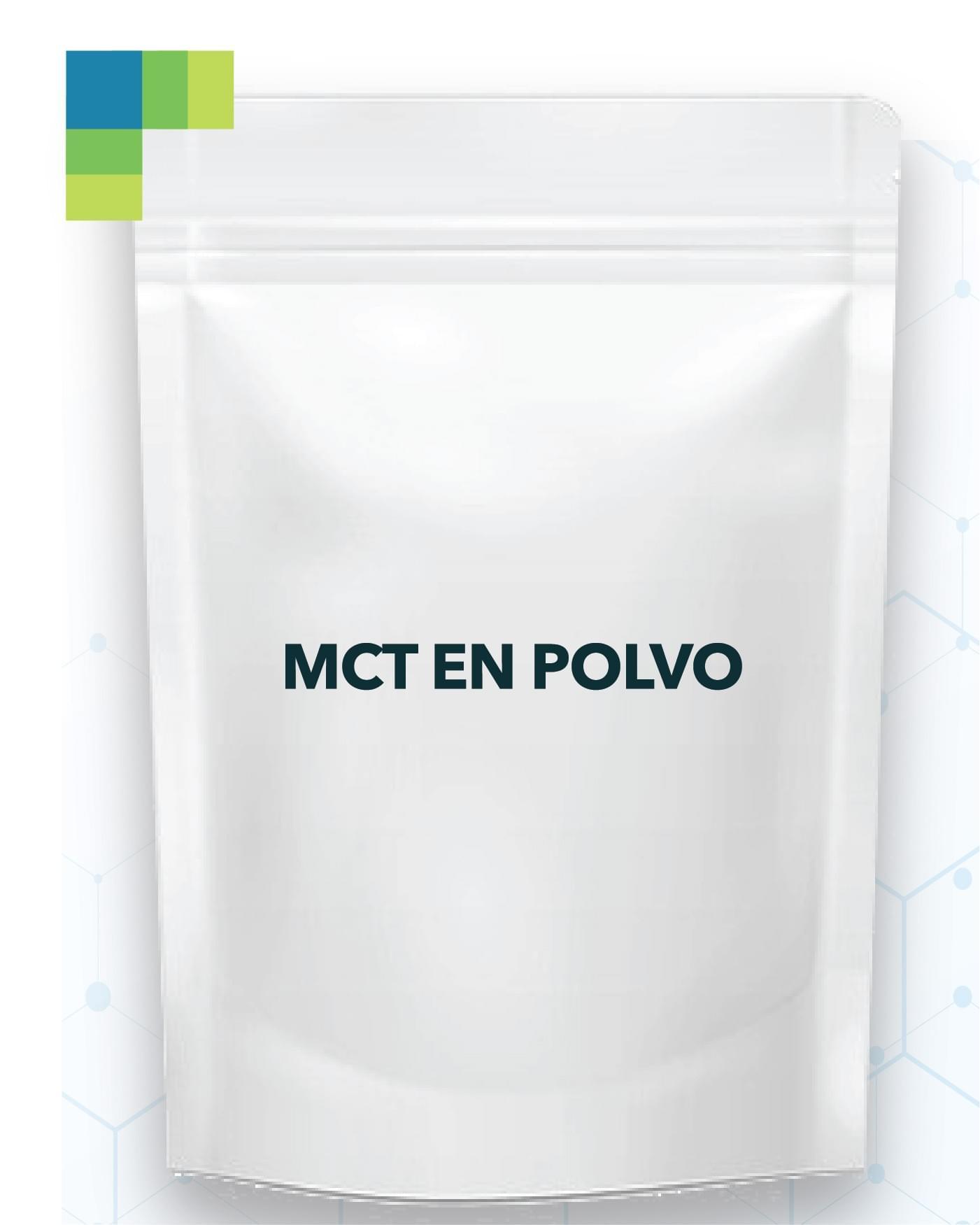 MCT EN POLVO 1/2 kg / 10 Piezas
