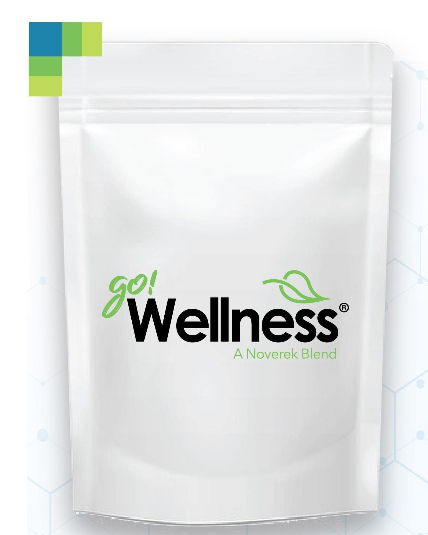 GO WELLNESS 1kg / 5 Piezas