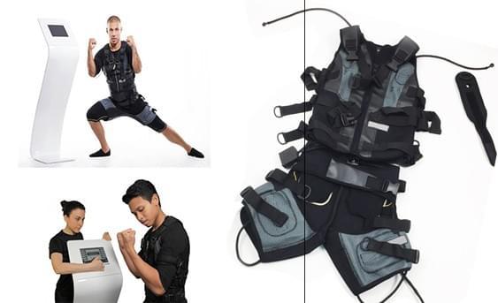 Xbody EMS Fitness body Training Machine