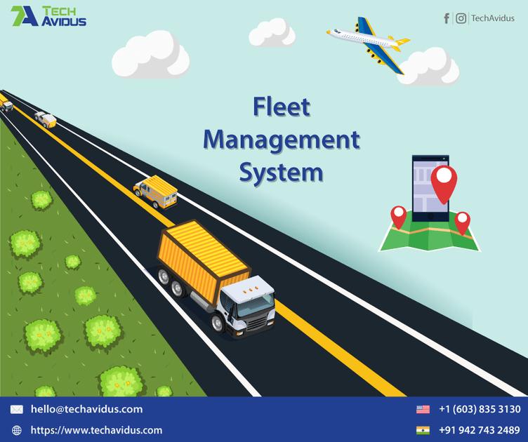 Fleet Management System on Strikingly