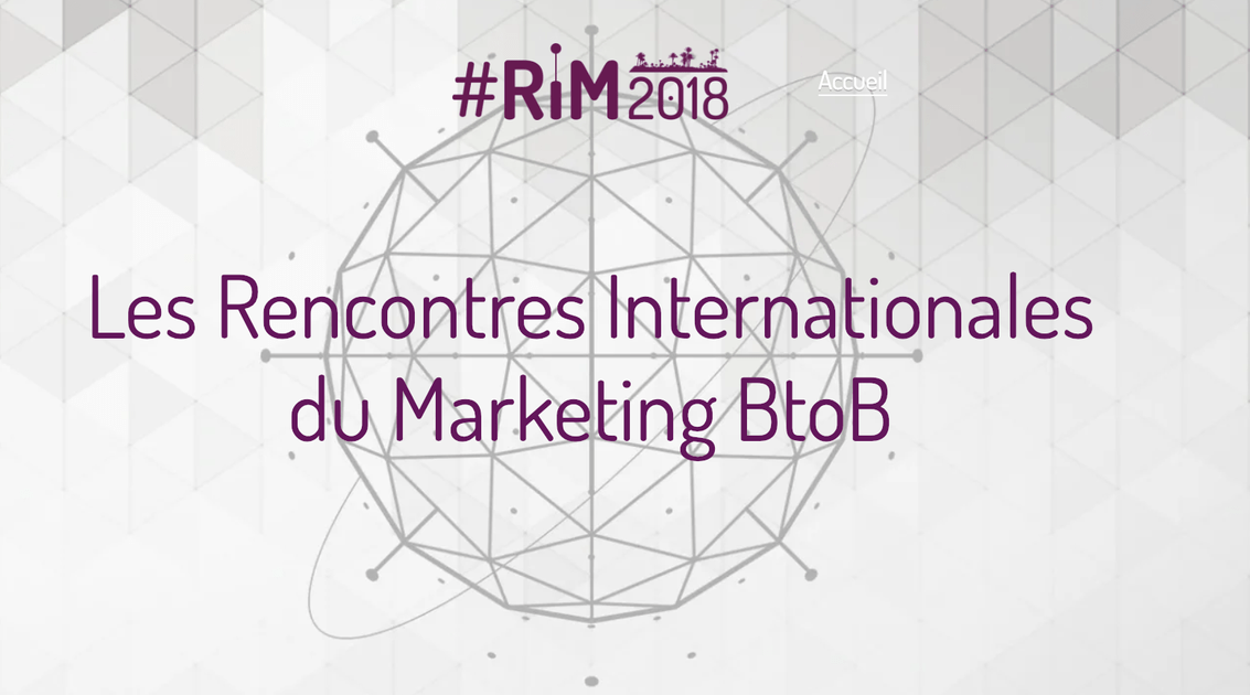 rencontres marketing