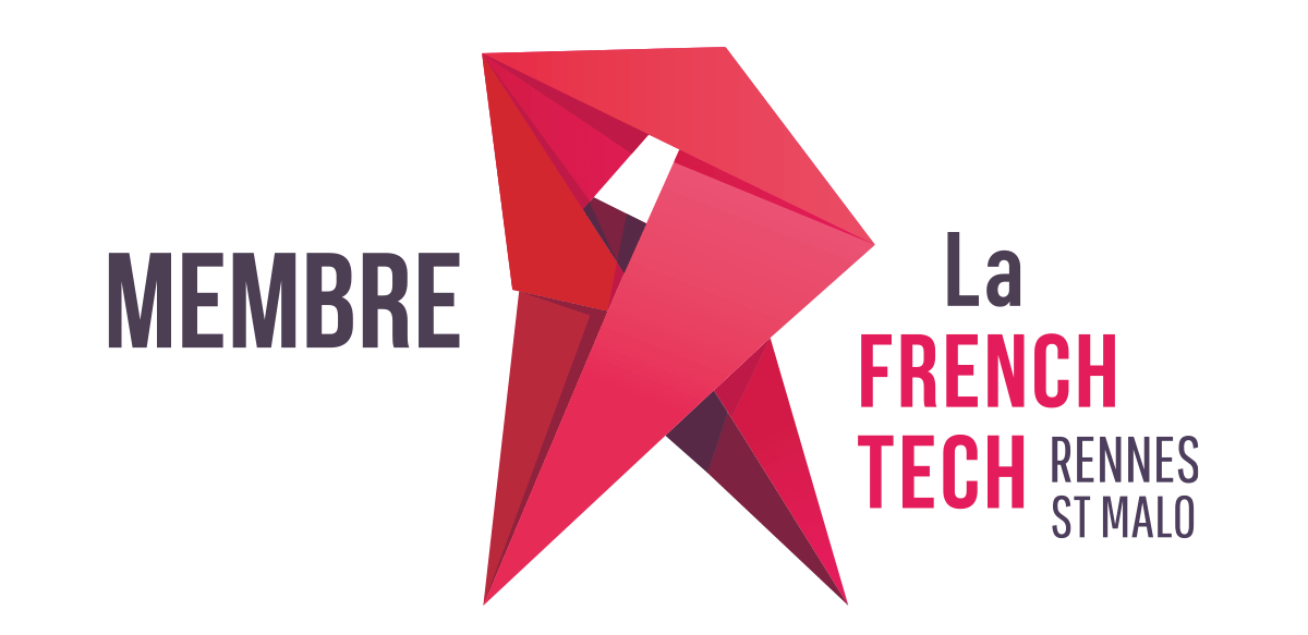 La French Tech Rennes Saint Malo Membership Logo - Risk Focus