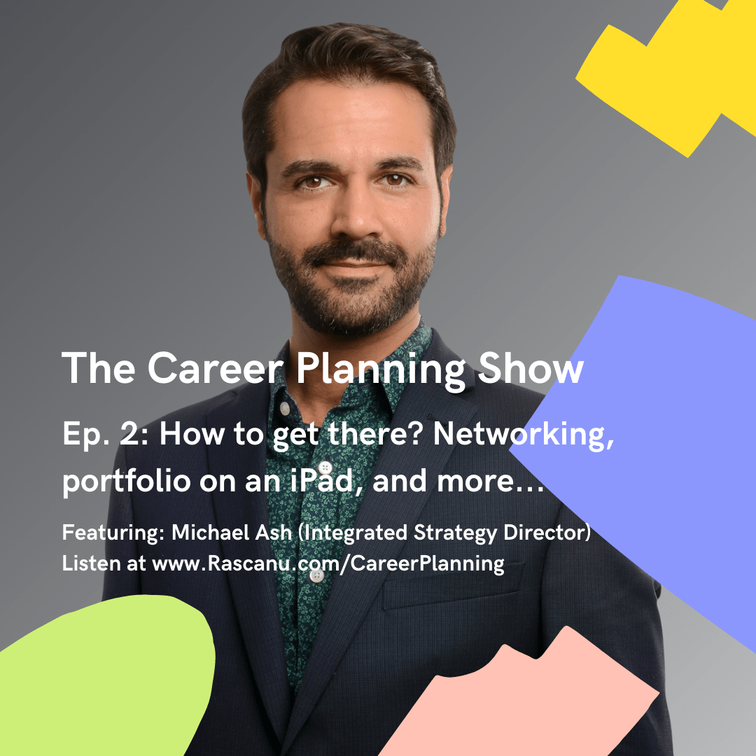 Michael Ash on The Career Planning Show