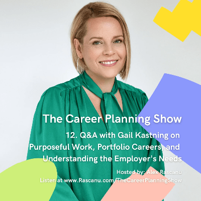 Gail Kastning interview on The Career Planning Show