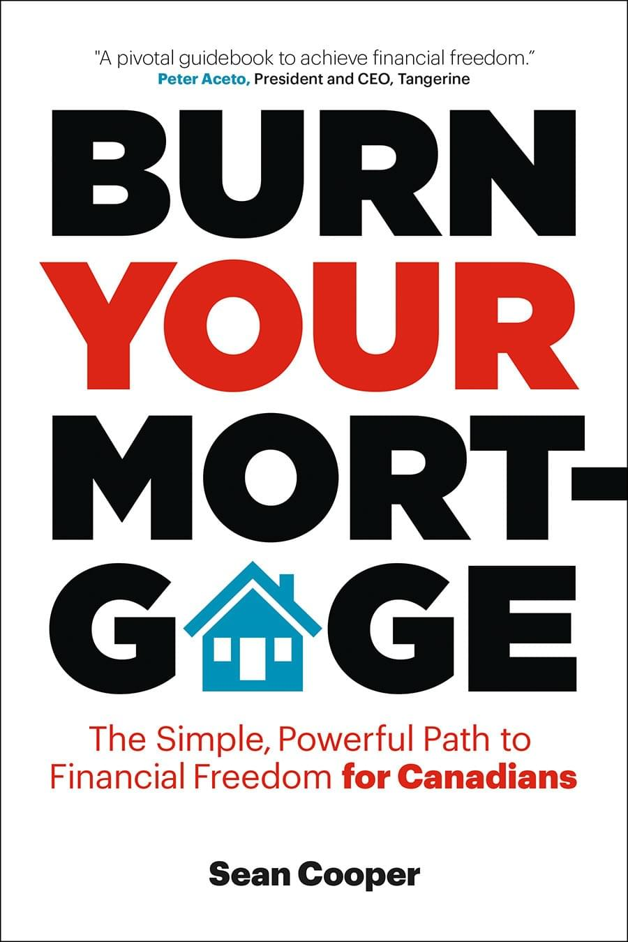 Burn Your Mortgage book by Sean Cooper