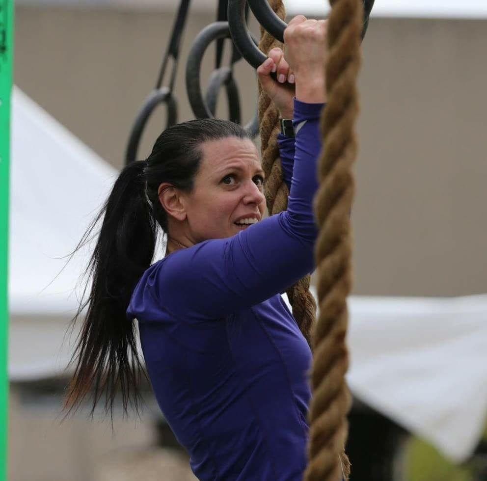 Cerys Cook, competitive obstacle course racing (OCR) athlete