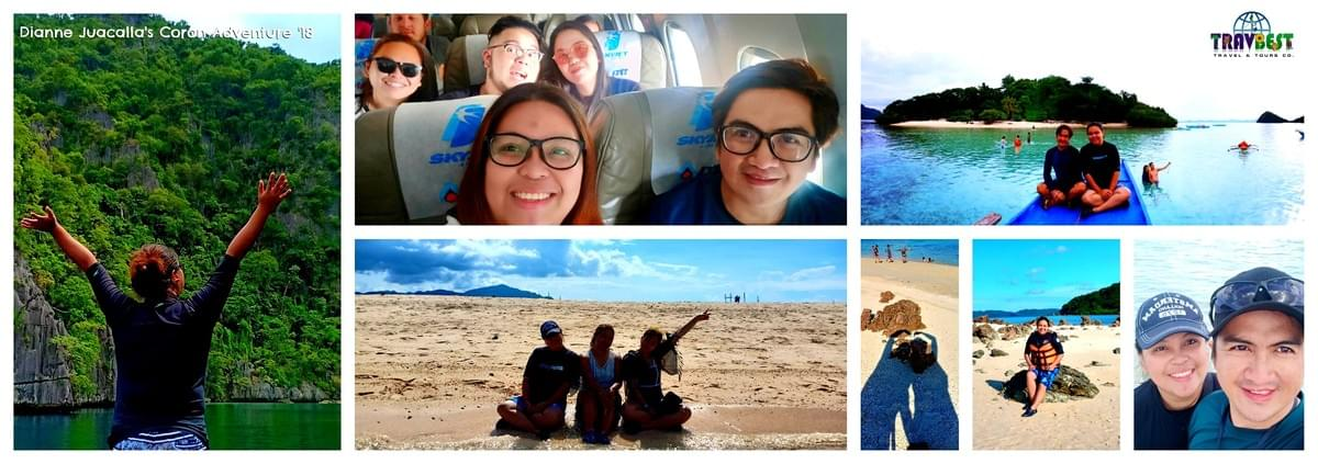 Ms. Dianne Juacalla - Coron Adventure '18