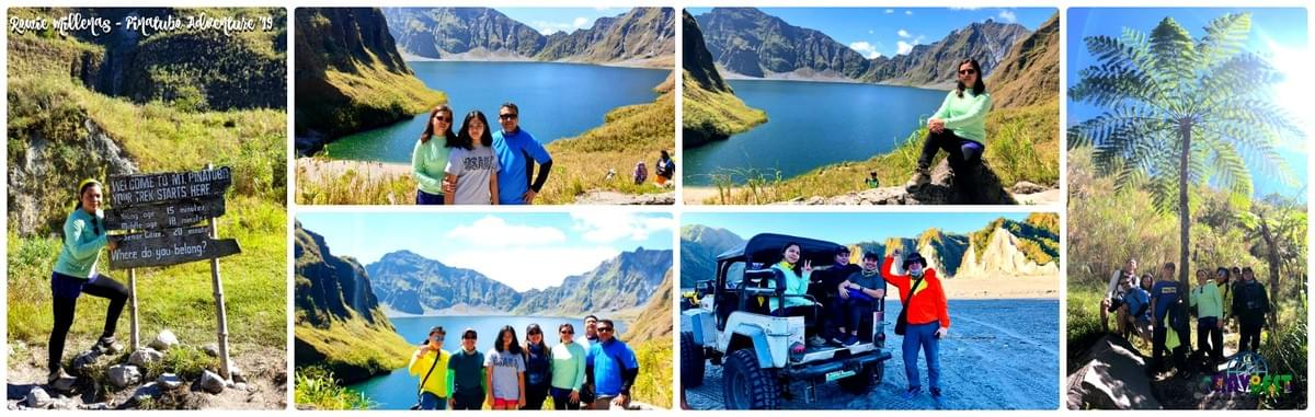 Ms. Rowena Millenas - Pinatubo Adventure '19