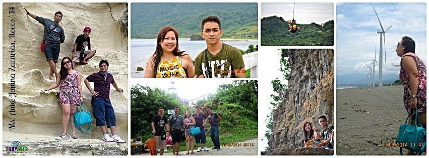Ms. Anne Janina - Ilocandia Family Tour
