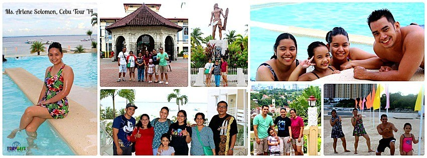 Ms. Arlene Solomon - Cebu Family Getaway '14