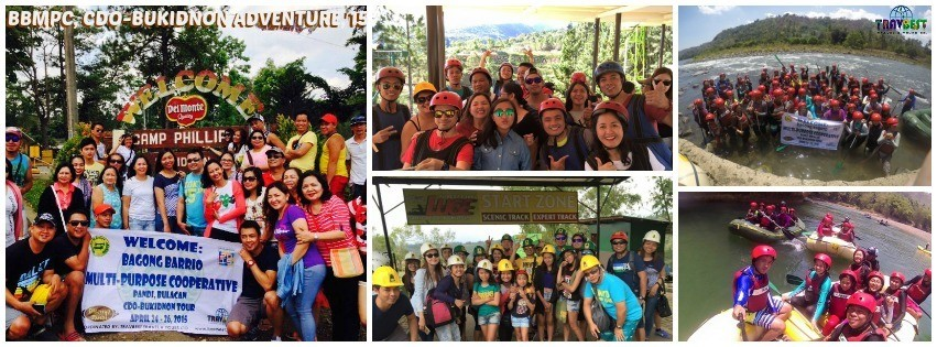 BBMPC Team Building - Cagayan De Oro-Bukidnon Team Adventure '15