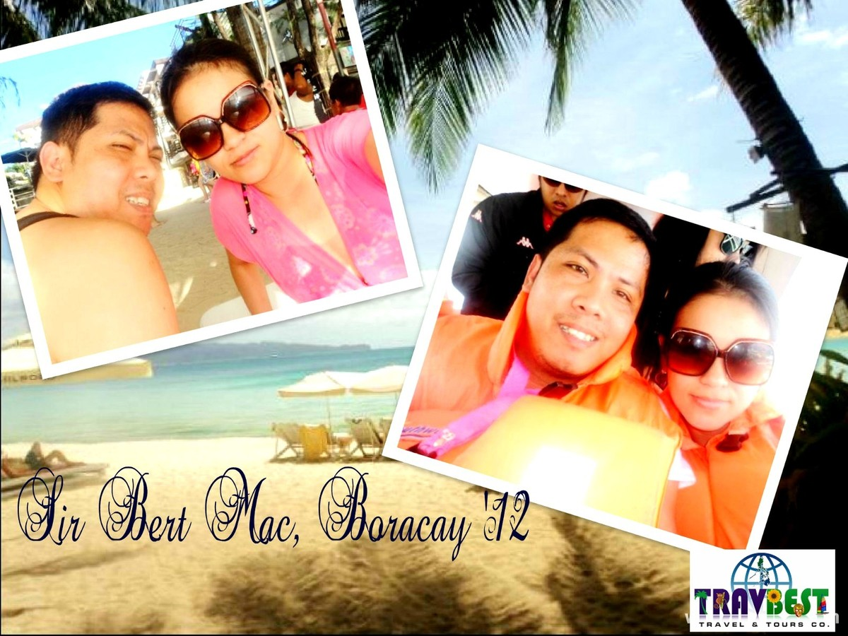 Mr. Bert Mac - Boracay Vacation for Two '12