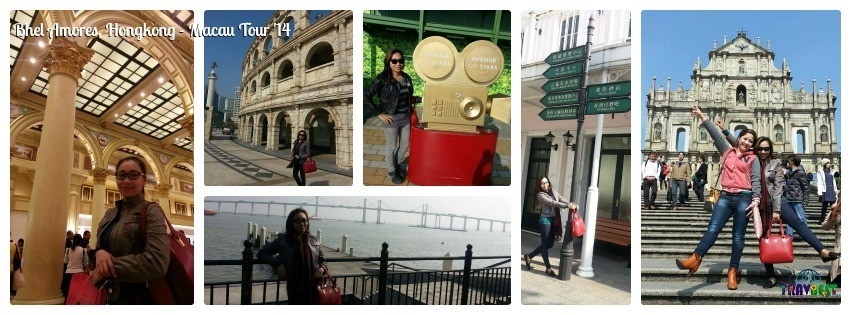 Ms. Bhel Amores - Hongkong & Macau Vacation '14