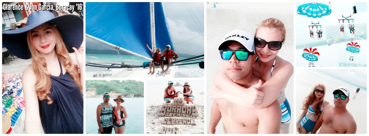 Ms. Clarence & Mr. Jun - Borcay Vacation for Two '16