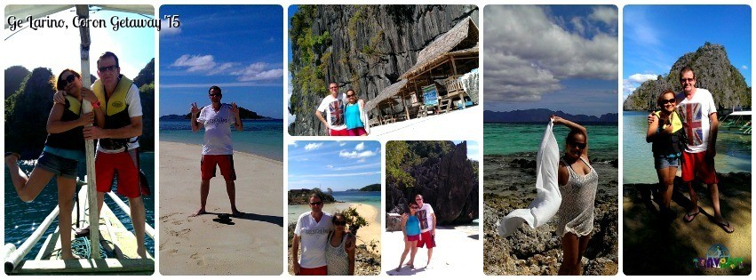 Ms. Ge Larino - Coron, Palawan Tour for Two '15