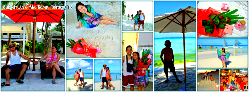 Mr. Gerrwin Larino - Boracay Vacation for Two '13
