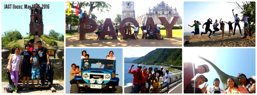 Joiners last May 13-15 - Ilocandia Join-A-Group Tour '16