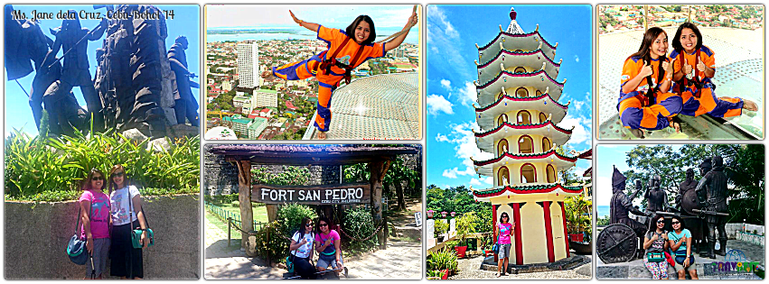 Ms. Jane Dela Cruz - Bohol & Cebu Tour for 2 Package '14
