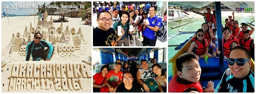Mr. Jeff Delas Alas - Boracay Family Vacation '15