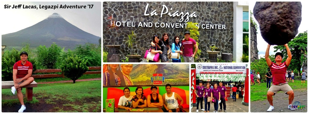 Mr. Jeff Lacas - Legazpi Adventure '17