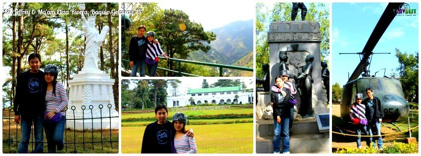 Mr. Jeffrey Rivera - Baguio Tour for Two '15