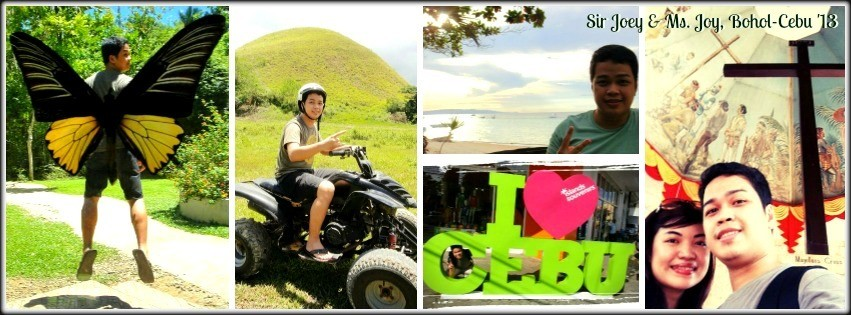 Mr. Joey Caldozo - Bohol & Cebu Tour for Two '13