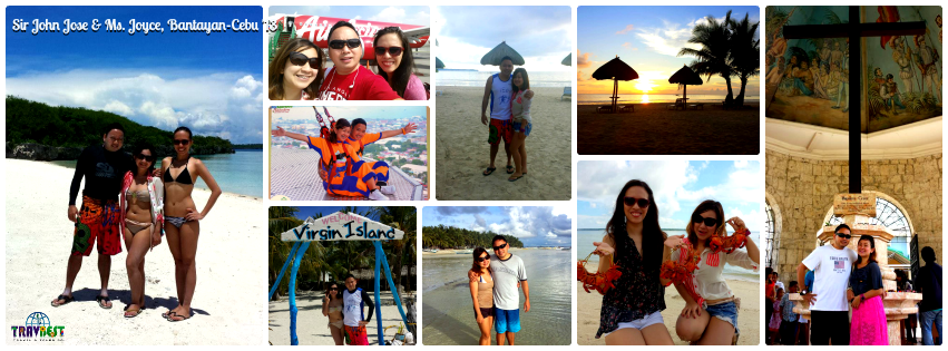 Mr. John Jose - Bantayan & Cebu Tour '13