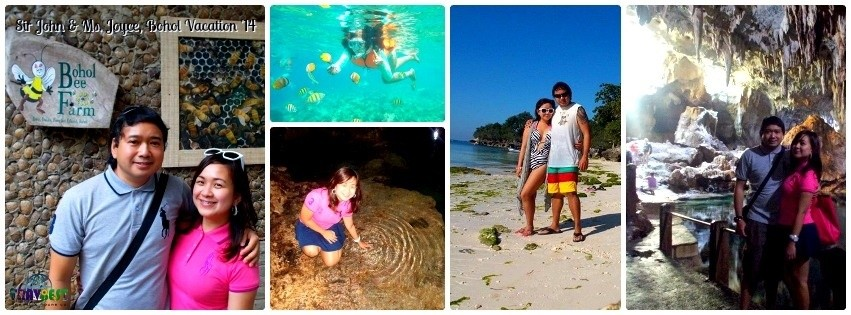 Mr. John Jose - Bohol Tour for Two '14